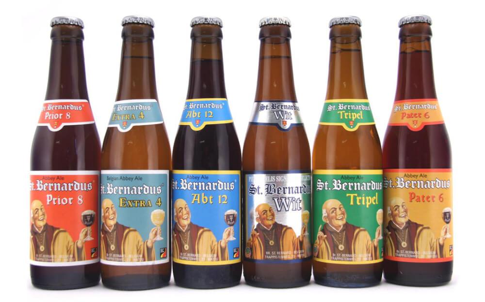 Ook St Bernardus verkrijgbaar bij ons!