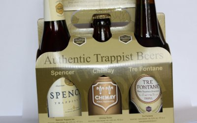 New Authentic Trappist Pack including Trappist beers from different countries